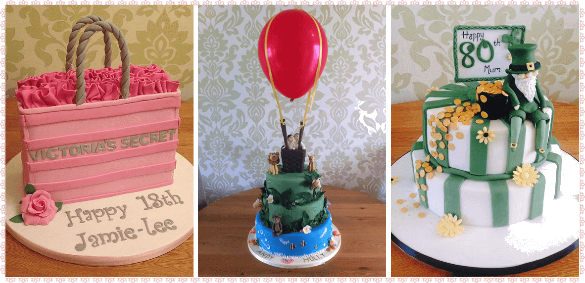 Cakes - Cakes for all Occasions - Glasgow