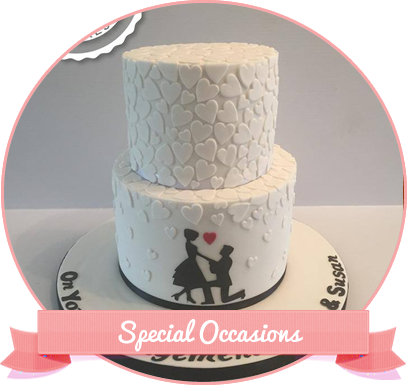 Click here to see our cakes for special occasions